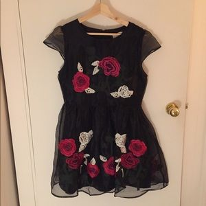 Boutique 1861 - French Roses Dress